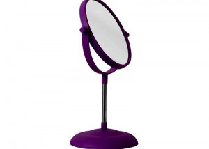 2x Magnifying Swivel Table Beauty Mirror M11
