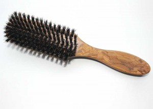 Large Rectangle Bristle Hairbrush B4