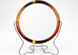 Round Double Side Table Makeup Mirror M4