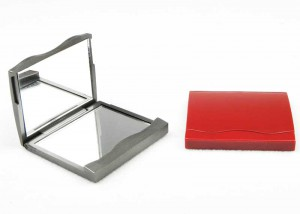 Rectangular Double Sided Compact Mirror MC5
