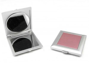 Rectangular Makeup compact Mirror MC4