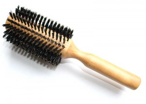 Round Hair Brushes Boar Bristle B34