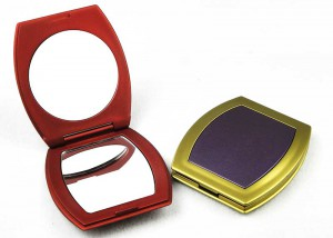 Two-Sided Folding Compact Mirror MC8