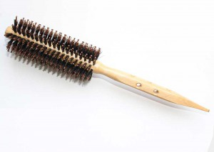 Pin Tail Handle Boar Hairbrushes B45