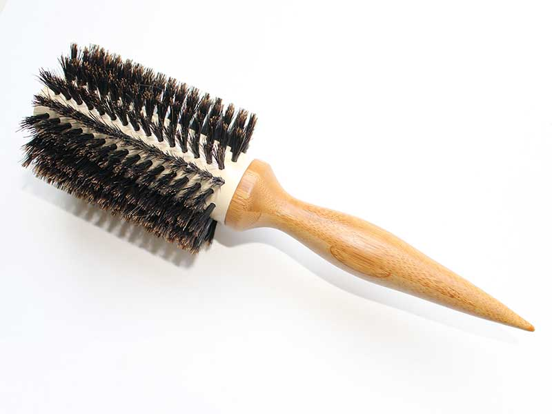 Pin Tail Handle Style Hairbrush B49